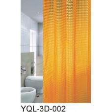 """Шторы для в/к """"Zalel"""" 3D 180*180 PVA 100% арт 3D-002"""