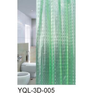 """Шторы для в/к """"Zalel"""" 3D 180*180 PVA 100% арт 3D-005"""