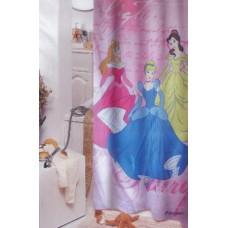 """Шторы для в/к Disney фотопринт """"ZALEL"""" 180*200 Princess"""