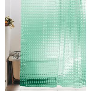 """Шторы для в/к """"Zalel"""" 3D 180*180 PVA 100% арт 3D- YQL-YC-154 Green"""