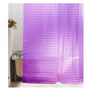 "Шторы для в/к ""Zalel"" 3D 180*180 PVA 100% арт 3D- YC-152 Purple"