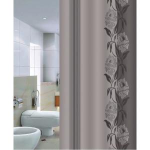 Штора для ванной комнаты полиэстер 100% 180*200 арт. X-12