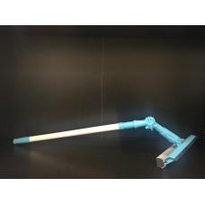 """Окномойка с регулировкой наклона телескоп. """"ZALEL"""" HD3051 голубая, зеленая 1/12"""