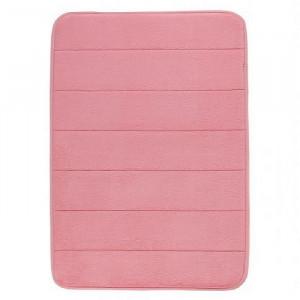 """Коврик для ван. комн. """"Memory stripes"""" 70*120 Pink"""