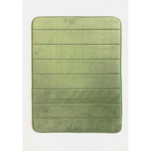 """Коврик для ван. комн. """"Memory stripes"""" 60*100 Green"""