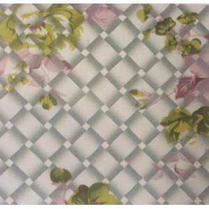 Клеёнка из вспененного ПВХ на тканой основе - (премиум 1.40m×20m) ВА388-1