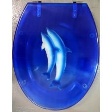 """Крышка для унитаза """"ZALEL"""" Aqua R-906"""