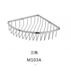 М103А Полка решетка угл. одинарная