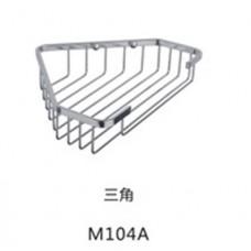 М104А Полка решетка угл. одинарная