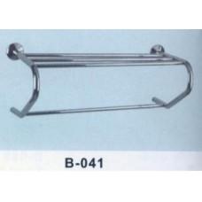 B041 Полотенцесушитель 4 перекладины