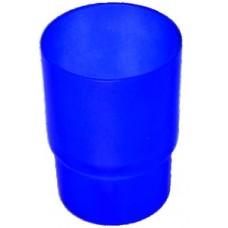 CP-05 Стеклянный стакан матово-синий