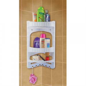 Полка для ванной комнаты угловая Dogus 09166