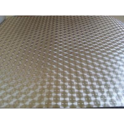 Клеенка PVC  metalic 0.15mm+40gsm super cotton 1,40*20 DW-8013F