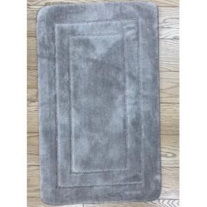 Коврик для в/к Zalel Exclusion 60x100 grey