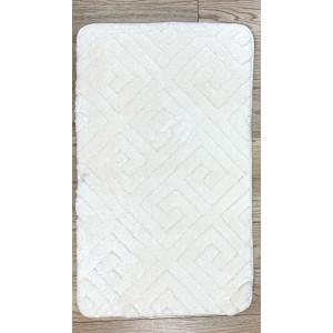 Коврик для в/к Zalel Sophisticated 60x100 white