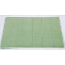 """Коврик для ван. комн. """"Memory stripes"""" 50*80 Green"""