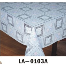 Клеёнка LACE - «Премиум Голд», 1.37m×20m белая серия LA 0103А