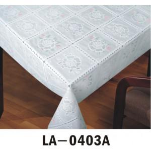 Клеёнка LACE - «Премиум Голд», 1.37m×20m белая серия LA 0403А