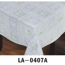 Клеёнка LACE - «Премиум Голд», 1.37m×20m белая серия LA 0407А