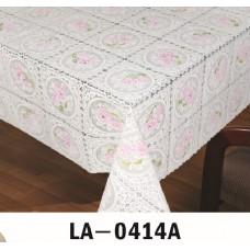 Клеёнка LACE - «Премиум Голд», 1.37m×20m белая серия LA 0414А