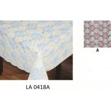 Клеёнка LACE - «Премиум Голд», 1.37m×20m белая серия LA 0418A