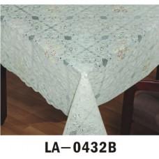Клеёнка LACE - «Премиум Голд», 1.37m×20m белая серия LA 0432B