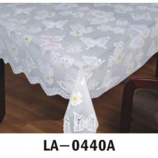 Клеёнка LACE - «Премиум Голд», 1.37m×20m белая серия LA 0440А