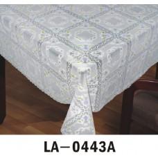 Клеёнка LACE - «Премиум Голд», 1.37m×20m белая серия LA 0443A