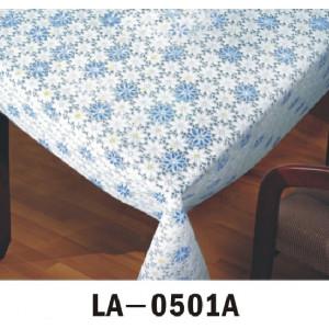 Клеёнка LACE - «Премиум Голд», 1.37m×20m белая серия LA 0501А