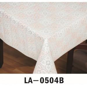 Клеёнка LACE - «Премиум Голд», 1.37m×20m белая серия LA 0504B