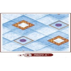 Клеёнка ПВХ, толщина 0.18mm, ZALEL 1.40m×20m матовая Арт. 5829-С