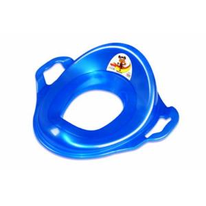 Адаптер детский с ручками пластик синий
