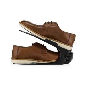 Регулируемая подставка для хранения обуви двойная