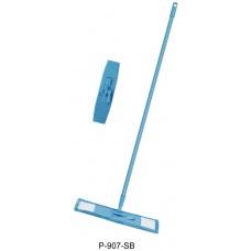 """Швабра """"ZALEL"""" P-907-SB плоская насадка микрофибра"""