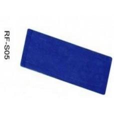 """Губка """"ZALEL"""" RF-S05, микрофибра(синяя)"""