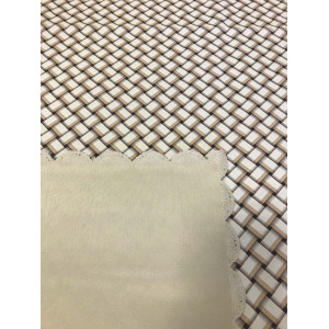 Скатерть столовая Премиум ткань MIX 100% ПВХ 110*140 1/40 209-6