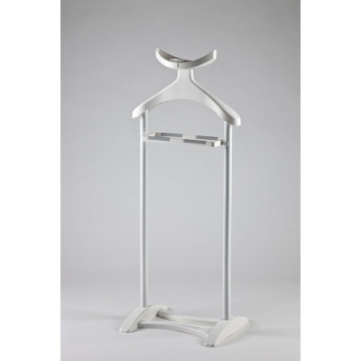 Вешалка напольная для пальто В20 белая